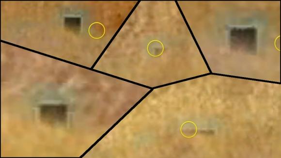 火星に謎のゲートが。。続々と発見される火星の構造物