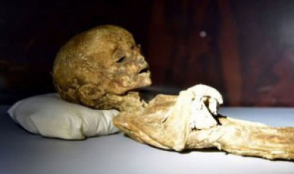 """マヤ文明には宇宙人が関与していた?UFO国際会議で話題「マヤ遺跡から発見されたミイラは""""宇宙人の子供のミイラ""""である」"""