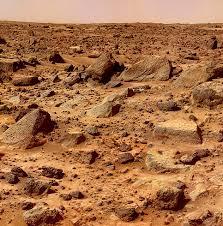 火星にネズミ!?それとも岩!?