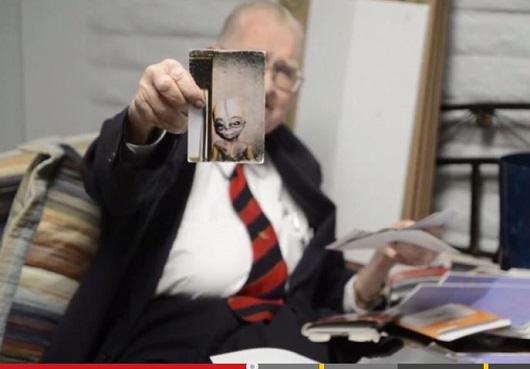 【宇宙人は実在する?】エリア51でUFO研究をしていた世界的な科学者が宇宙人の証拠写真を公開!
