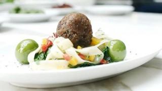 世界初、実験室で育った人工肉、培養ミートボールが公開される(米研究)
