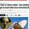 宇宙人とコンタクトを取るなら今!?科学者らが大激論!