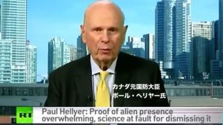 「宇宙人は地球で働いている」カナダ元国防大臣の超爆弾発言が話題!